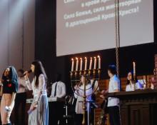 Храм Церковь Прославления Томск Богослужение