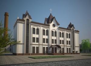 Эскизы храма