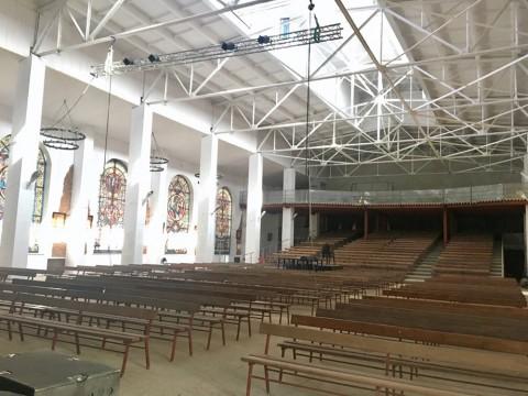 Храм Церковь Прославления Томск